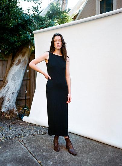 Vintage Esprit Classic 90's Full Length Dress