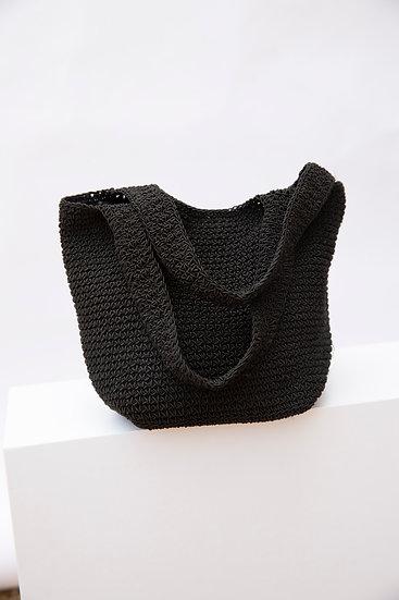 Small Crochet Clutch Hand Bag