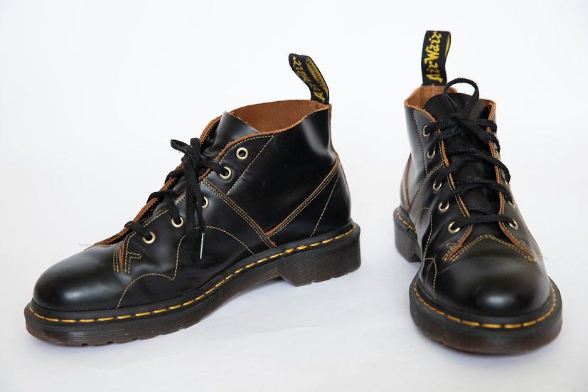 90's Doc Marten Genuine Leather Hiking Boots