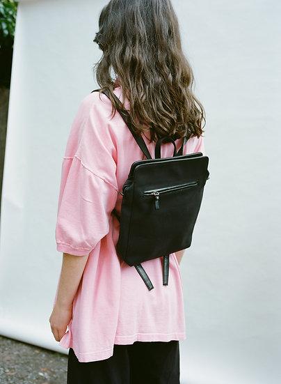 Vintage Esprit 90's Vegan Leather Backpack