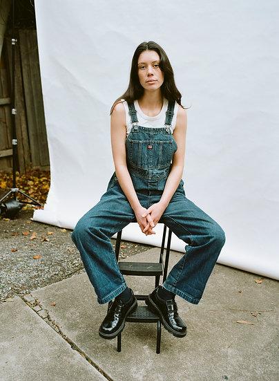 Vintage 90's Union Bay Jeans Denim Full Length Overalls