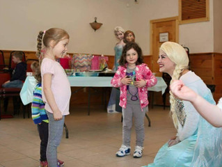 Tips on throwing the PERFECT Princess party