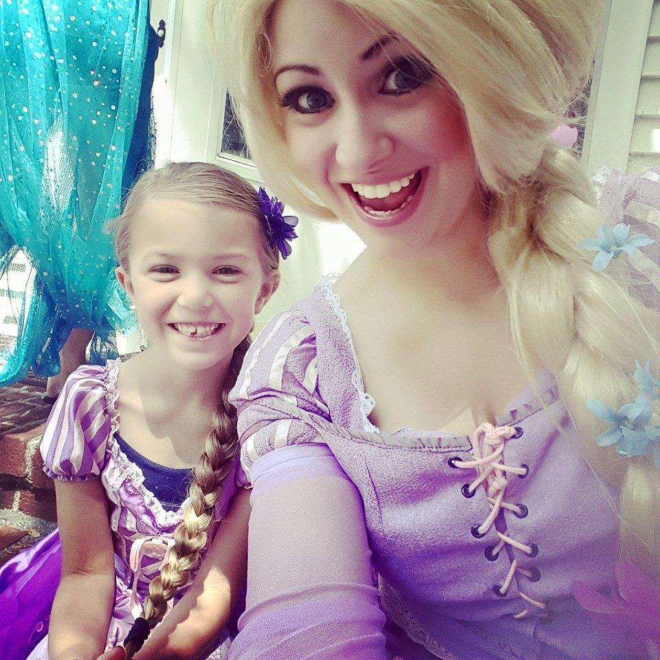 RapunzelMeetandGreet