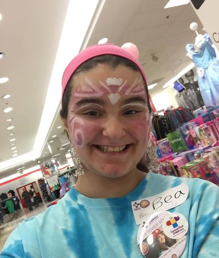 CT Face paint