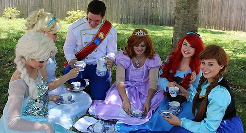 ct fairytale characters