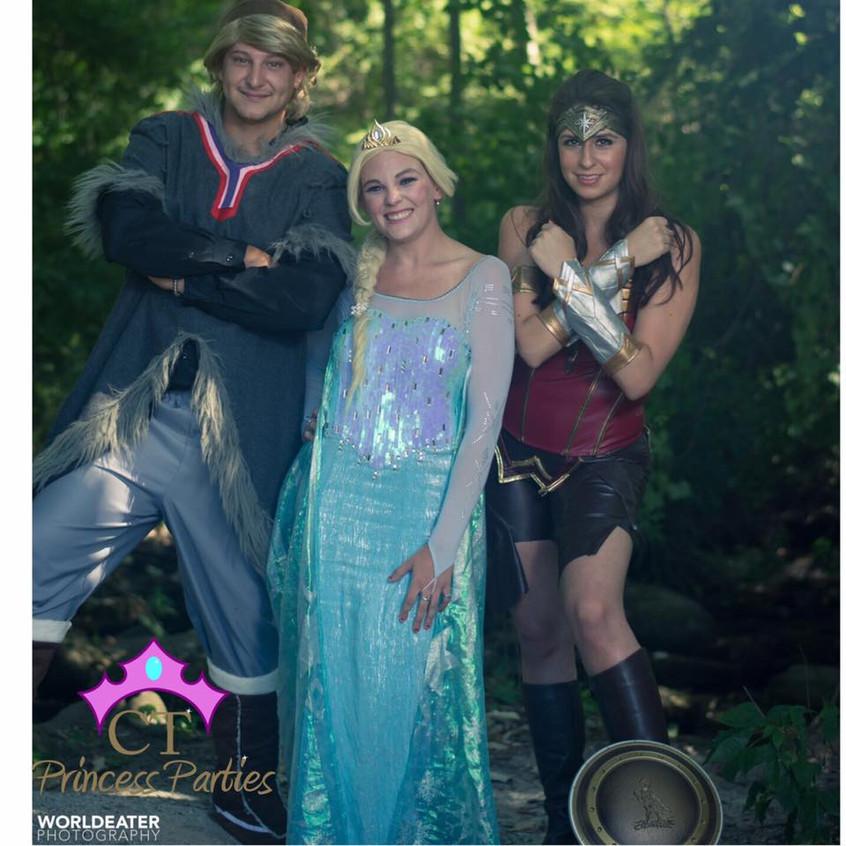 CT Princess Parties LLC