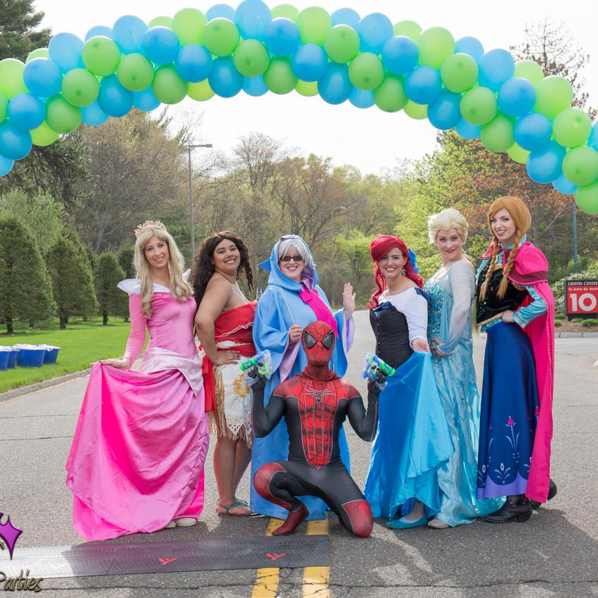 Princess Parties CT