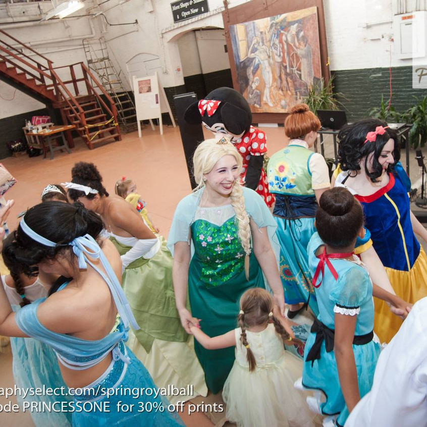 CT princess parties