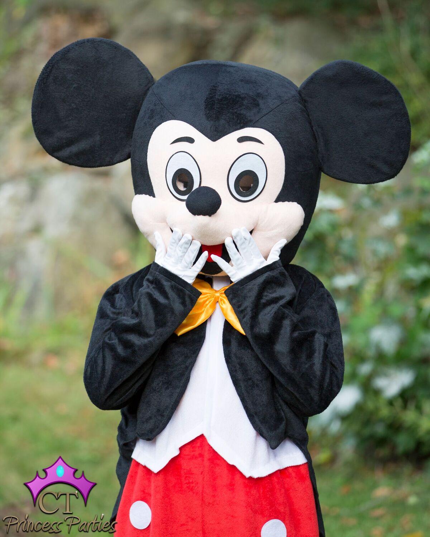 CT mascot characters children
