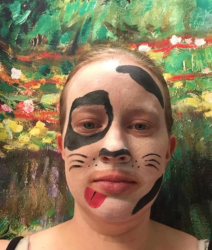 connecticut face painting