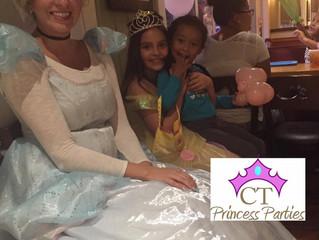 CT Princess Parties LLC CARES!