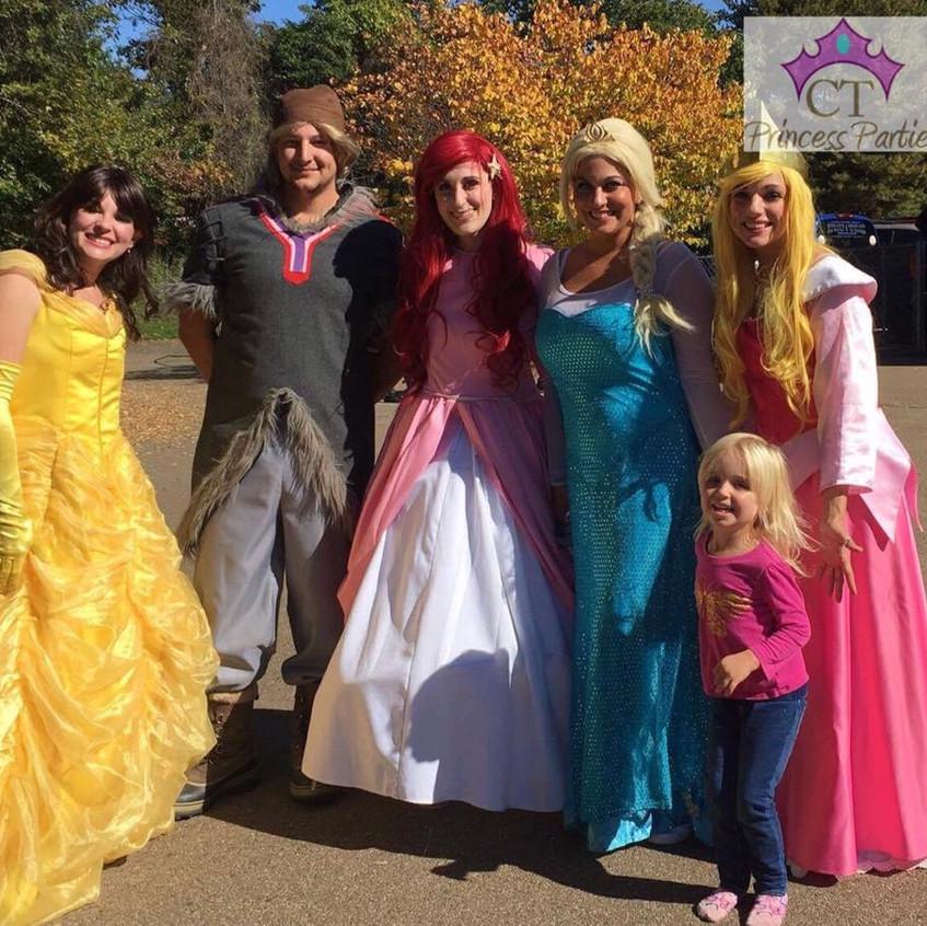 Fall festival for kids
