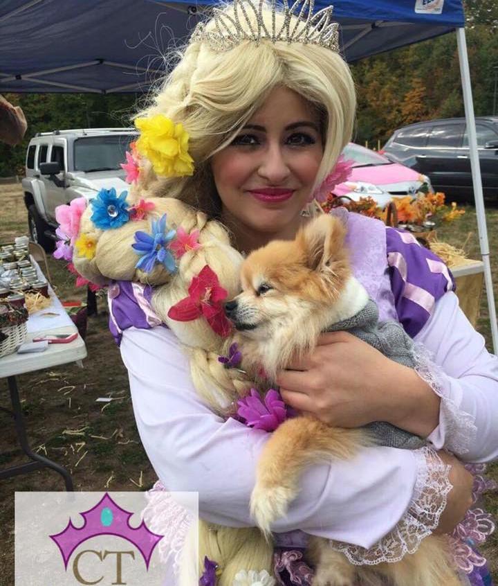 ct princess party