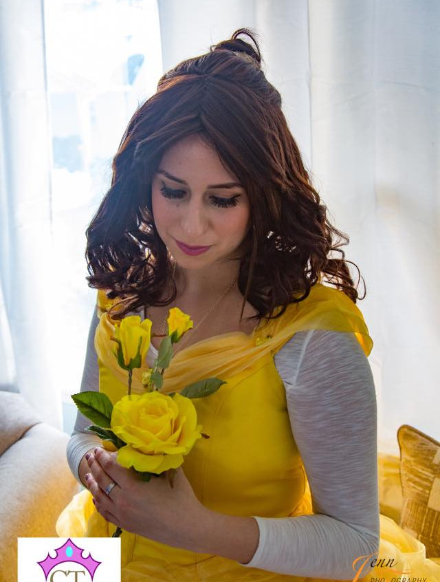 enchanted rose princess
