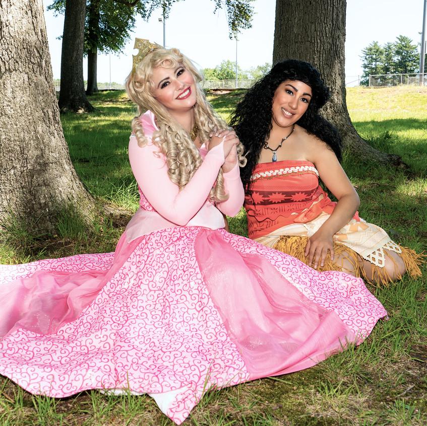 CT Princesses