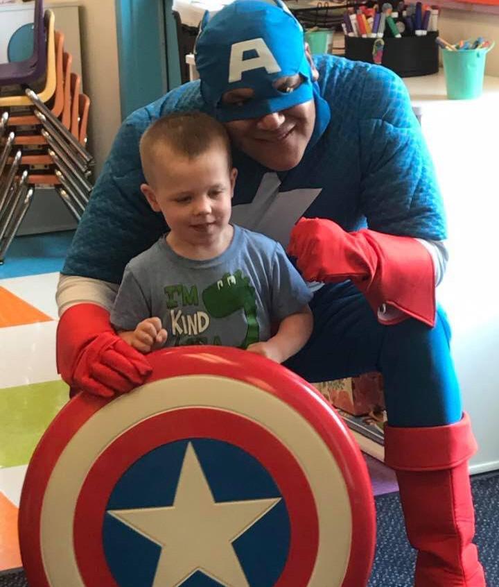 CT Superhero parties
