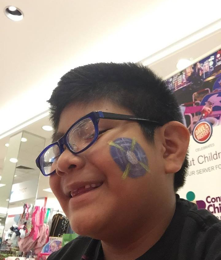 CT Face Painting