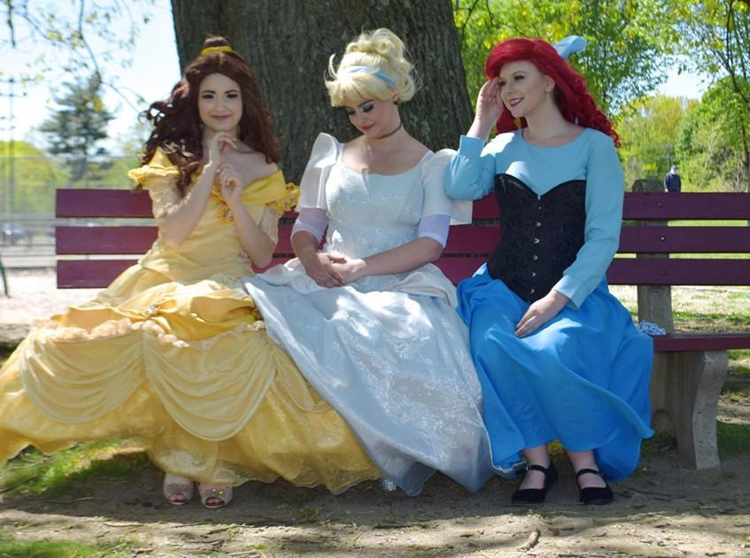 CT Princess Parties