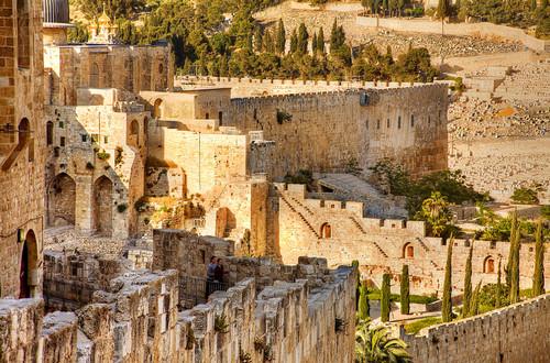 Jerusalem _ Old City Walls _ Noam Chen_I