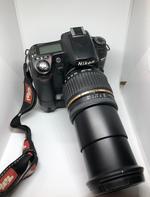 NIKON D80 30-250mm
