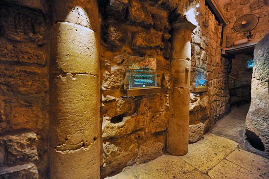 Klagemauertunnel