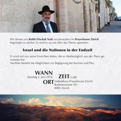 Rabbi Yitschak