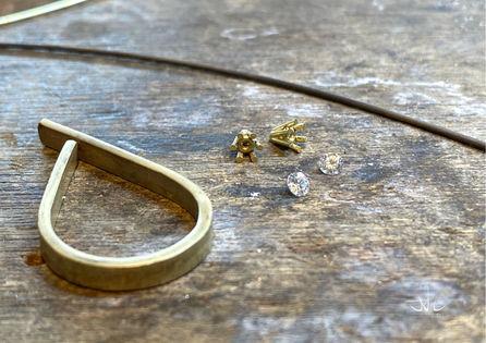 Maakproces gouden ring