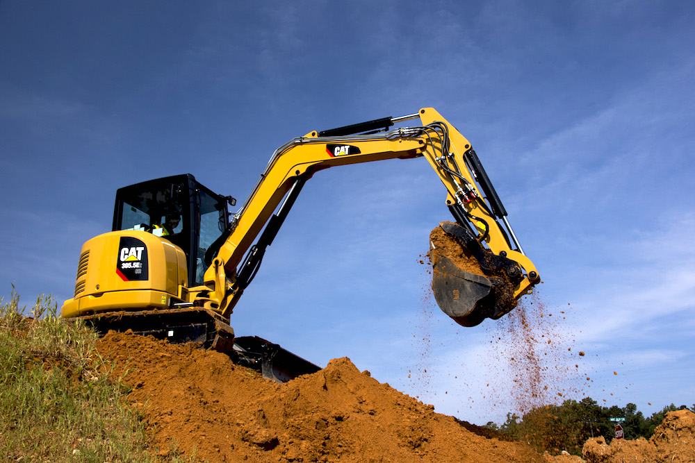 CITIGROUP Site Excavator