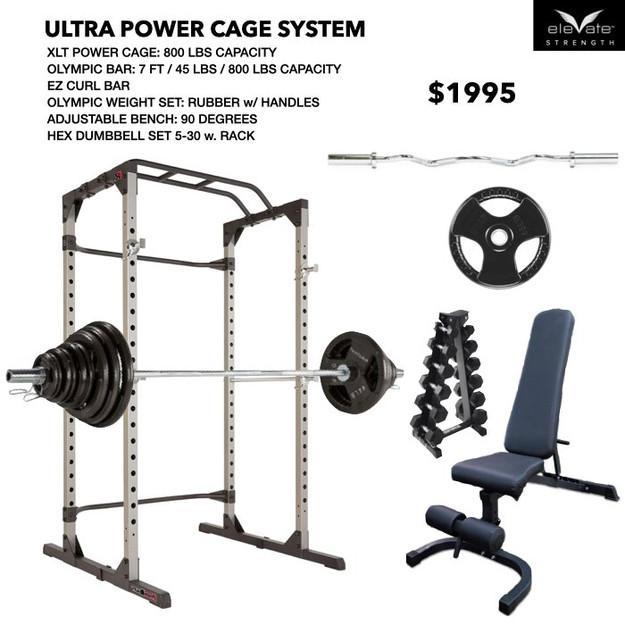 ULTRA POWER SYSTEM