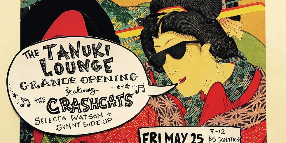 The Tanuki Lounge Grand Opening