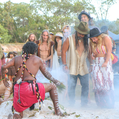 Smoke Ceremony