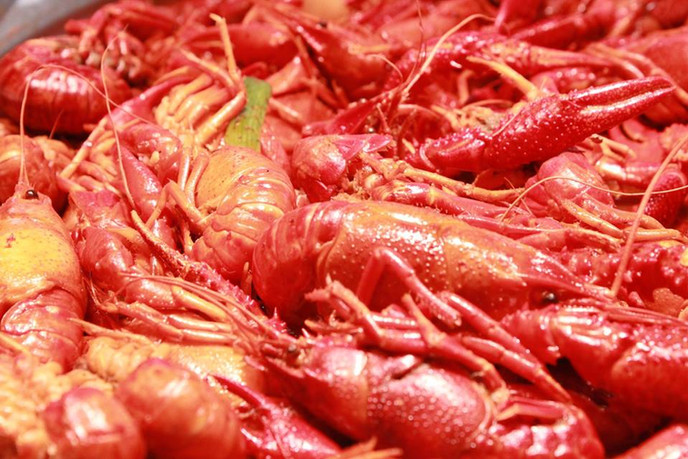 Sauteed Crawfish