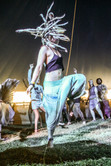 Dreads gone wild at Fat Picnic