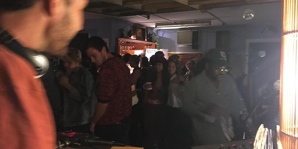 The Tanuki Lounge (re)opening