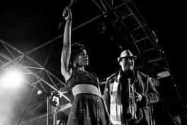 Brenda Navarette with Havana Meets Kingston