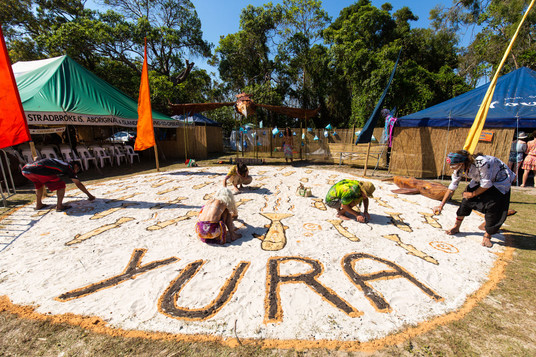 Ceremonial Sand Art Workshop
