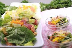 Sashimi Salads & Poke Bowls
