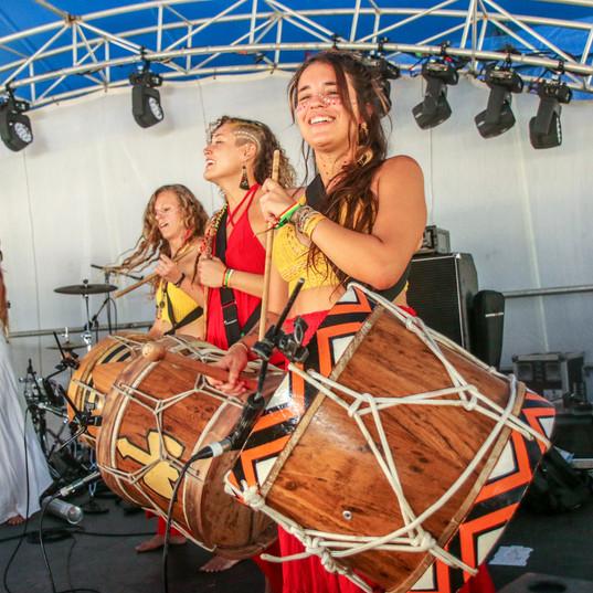 Batukanum drumming workshop