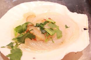 Steamed Sea Scallop w/ Vermicelli