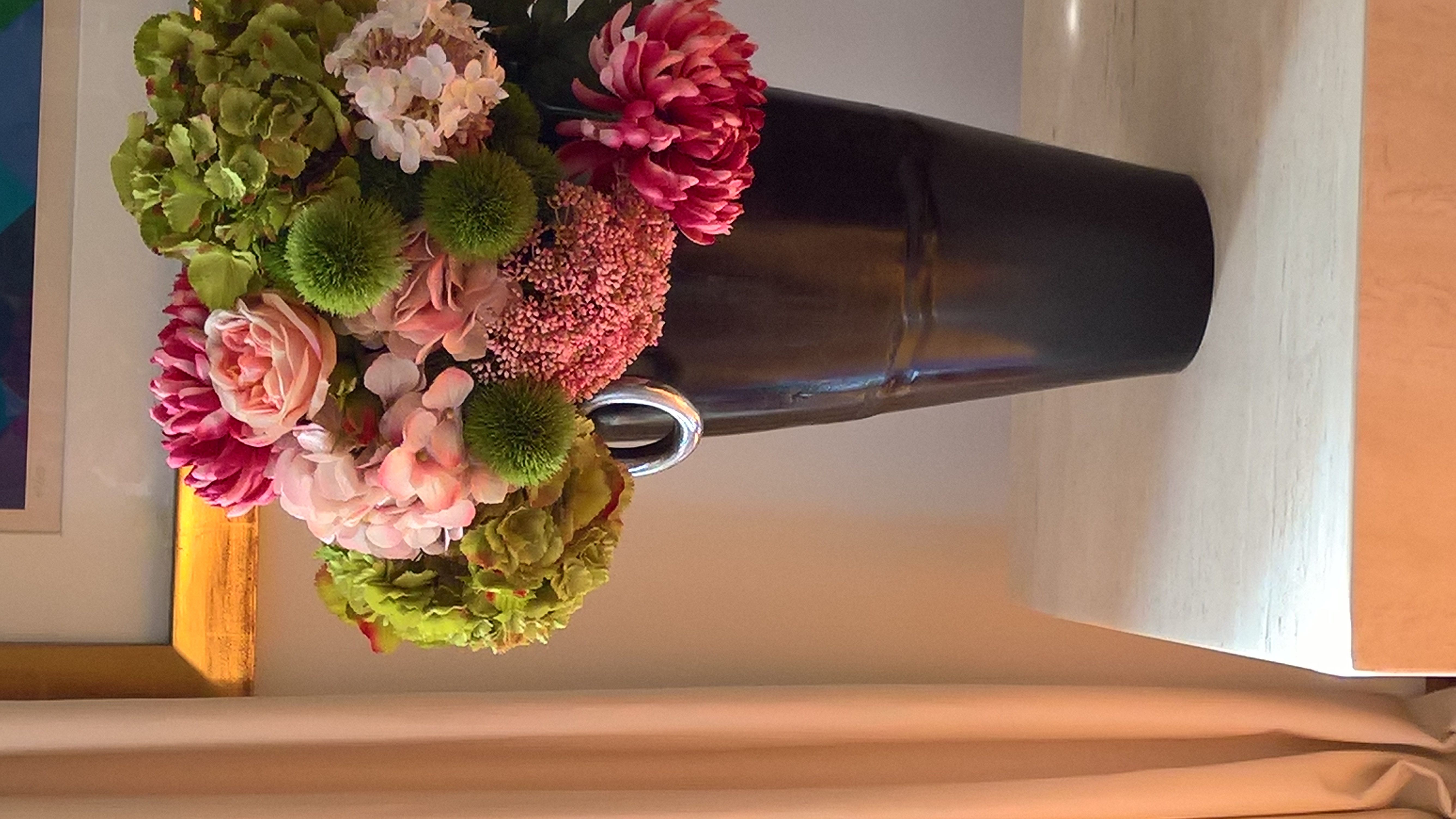 Kunstblumen Bouquets