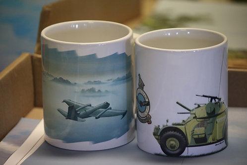 Artist guild coffee mugs