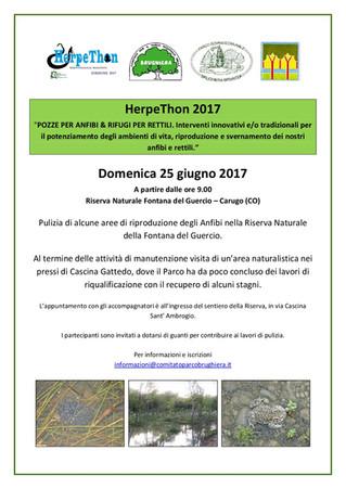 Herpethon 2017