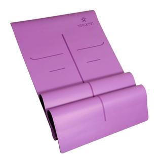 Yogikuti Premium Yoga Mat 4mm Purple