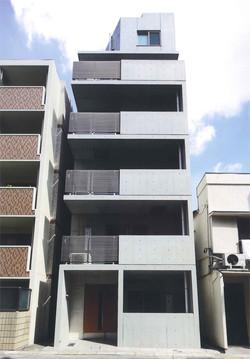 Flat Togoshi Ginza