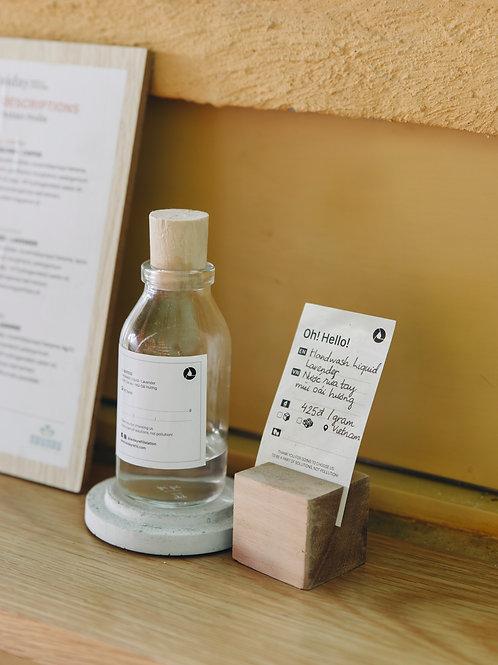 Nước Rửa Tay - Mùi Oải Hương / Handwash Liquid - Lavender
