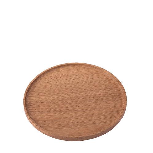 Khay tròn / Wooden Board - Round shape - Oak