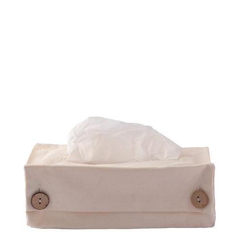 Hộp vải đựng khăn / Fabric Tissue Box