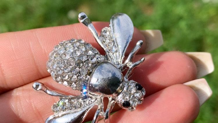 Queen Bee (silver)