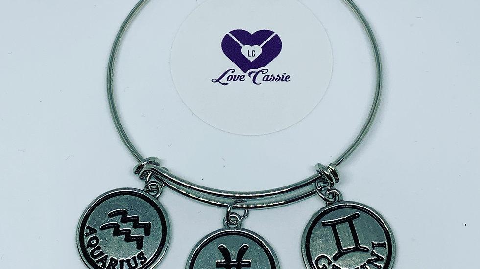Zodiac Bangles
