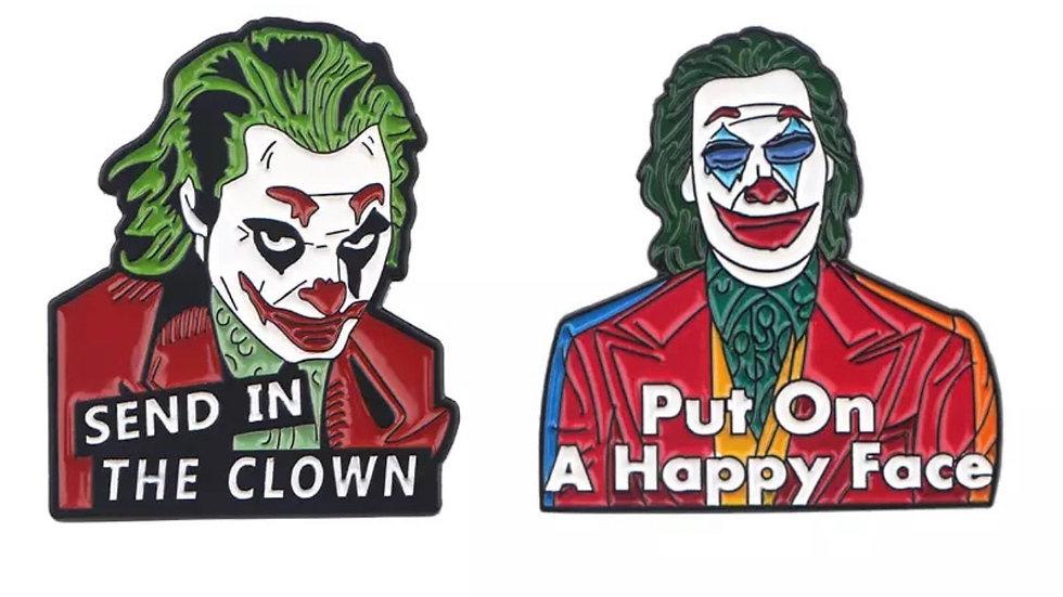 Joker Pin